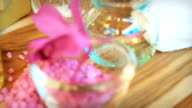 HD dolly:aromatherapy massage oil. video