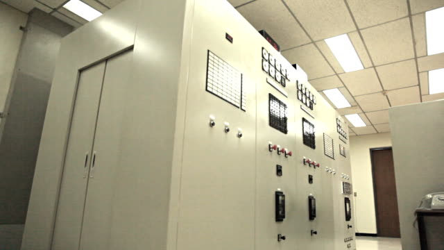 Dolly:Machinery control room video
