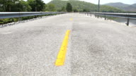 HD Dolly:Road surface video