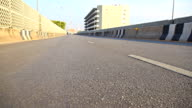 Dolly:Surface street traffic video