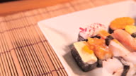 HD Dolly:Sushi video