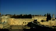 Dome of the Rock and Wailing Wall video