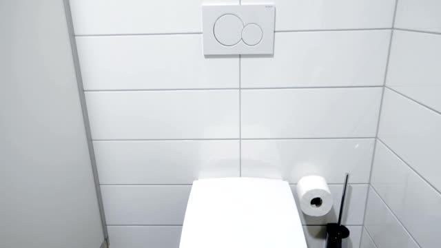 Domestic bathroom video