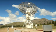 Dominion Radio Astrophysical Observatory Dish Array video