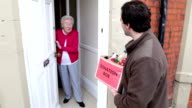 Donating to the Elderly video