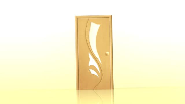 Door in the room video