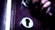 Door open close video