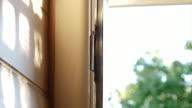Door opening & closing (HD 1080p) video