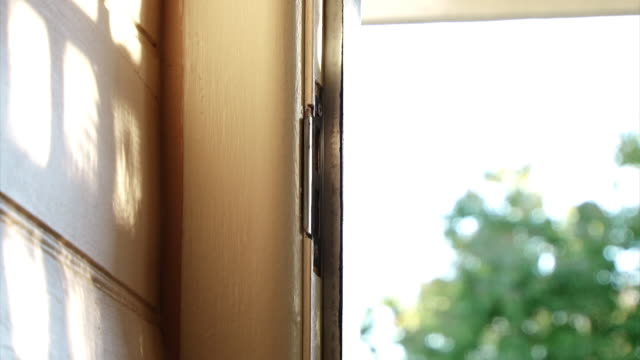 Door opening & closing (HD 1080p) video