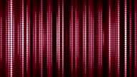 Dot Matrix, Dark Red HD Background Loop video