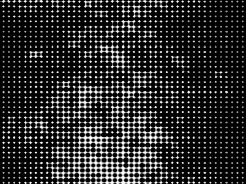 Dot Matrix Screen video