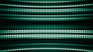 Dot Matrix, Steel Green HD Background Loop video