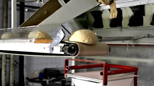 Dough for bread video
