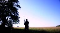 dove hunting  - no birds video