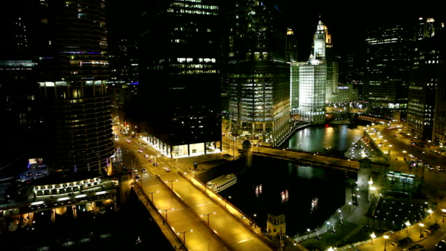 Downtown Chicago video
