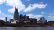 Downtown Nashville Skyline video