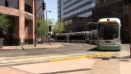 Downtown Phoenix, Arizona Street video