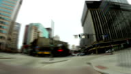 Downtown Pittsburgh Driving Timelapse video