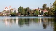 Downtown reflections and Lake Thun, Thun video
