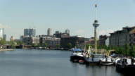 Downtown Rotterdam video