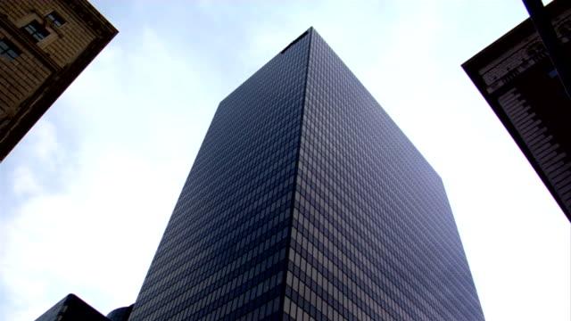 Downtown - skyscraper video