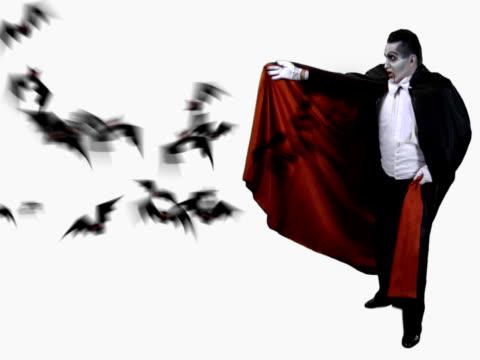 NTSC - Dracula and His Bats video
