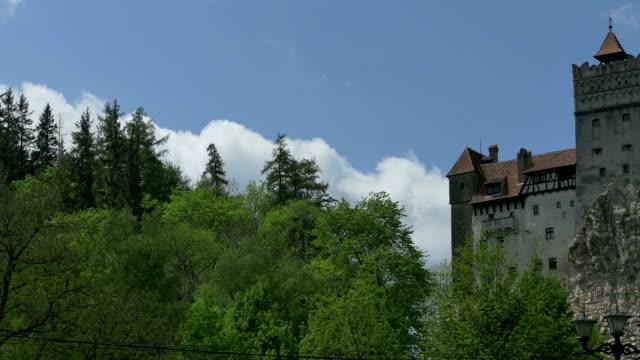 Dracula Castle in Spring video