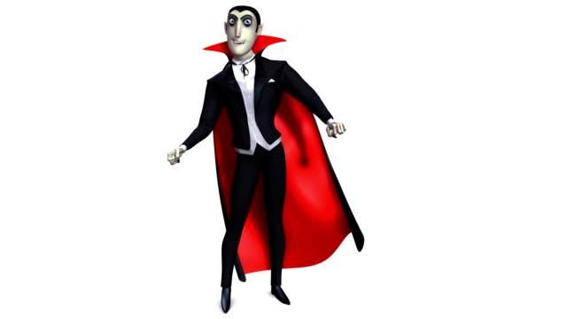 Dracula disco dance video