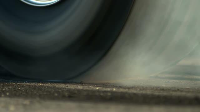 drag wheel spin video