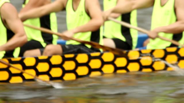 Dragon Boat Racing in Hong Kong video