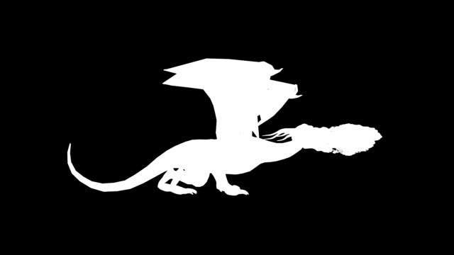 Dragon (Loopable) video