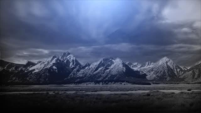 Dramatic Lightning Storm video
