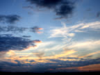 NTSC:(Clean) Dramatic Sky video
