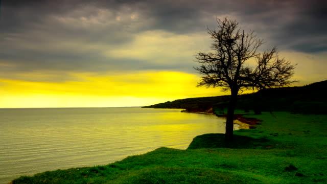 Dramatic Sunset Sky. video