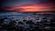 Dramatic Sunset video