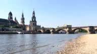 Dresden Panorama - Germany video