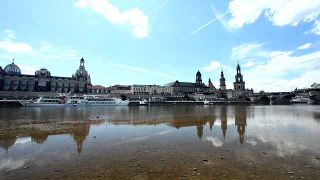 Dresden Panorama - Germany video