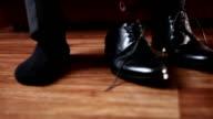Dress shoes video