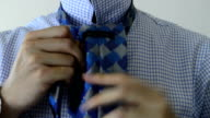 Dressing for shirt and tie video