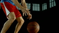 HD: Dribbling And Stealing A Basketball video