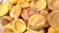 Dried Apricots video
