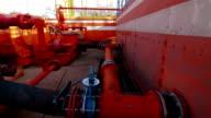 Drilling fluid circulation system tanks video