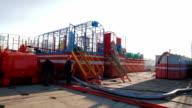 Drilling fluid circulation system video