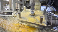Drilling for oil and watter video