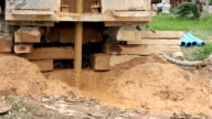 drilling groundwater video