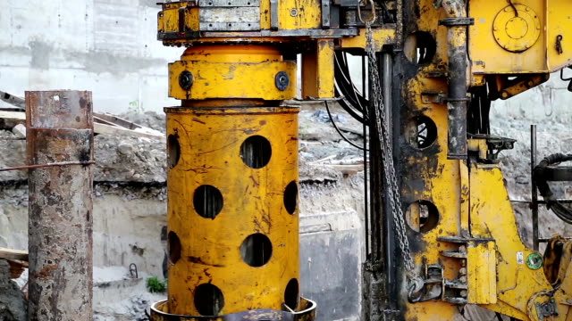 Drilling wells video