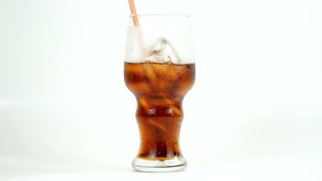 Drink cola video