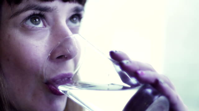 Drinking water video