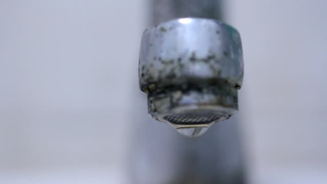Dripping faucets video