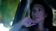 Drive at night video